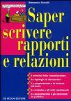 S. Vercelli - Rapporti E Relazioni-saper Scrivere