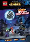 Lego - Dc Comics - Arriva Il Cavaliere Oscuro (Libro+Minifigure E Mattoncini)