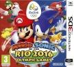 Mario & sonic ai giochi olimpici rio 2016 3ds import